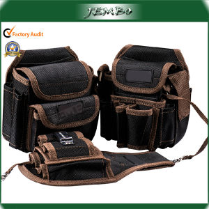 1680d Best Quality Heavy Weight Wearable Waist Tool Bag pictures & photos
