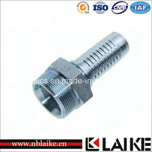 (10512) Carbon Steel Metric Male Hydraulic Swagelok Tube Fittings