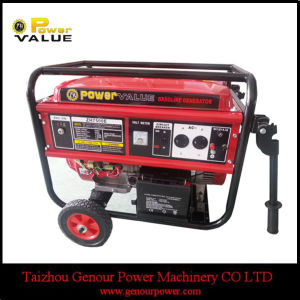 Cheap Price China Set for Household 4kw 4kVA LPG Generator pictures & photos
