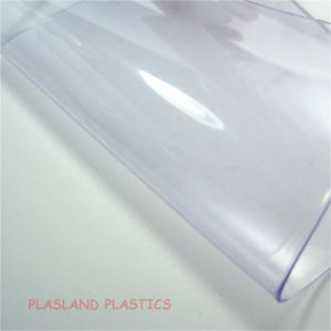 PVC Clear Plastic Rolls pictures & photos
