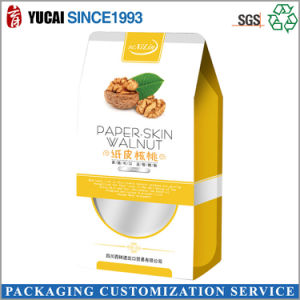 Food Sealing Gable Paper Box pictures & photos