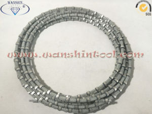 11mm Plastic Diamond Wire Saw for Granite pictures & photos
