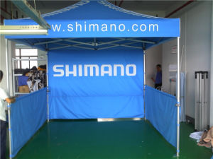 5X5 FT Aluminum Promotion Pop up Tent with Customized Design pictures & photos