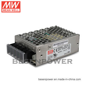 25W 12V Single out Meanwell Driver Switch Power Supply