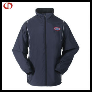 OEM Polyester High Quality Football Jacket for Men pictures & photos