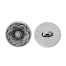 15mm Metal Buttons Sewing Scrapbook pictures & photos