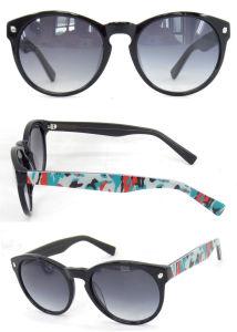 Acetate Brand Cr39 Lens Sunglass 2015 New Model Sunglasses pictures & photos
