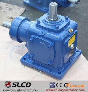 1: 1 Ratio Right Angle Shaft Mounted Helical Bevel Gear Box pictures & photos
