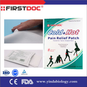 Medical Products Pain Sheet Relief /Pain Relief Patch/Cold and Hot Patch pictures & photos