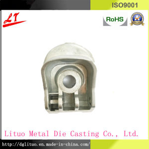 Aluminum Die Casting Safety Belt Top Lock Parts pictures & photos