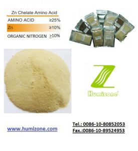 Humizone Zn Amino Acid Chelate (ACC-Zn-P) pictures & photos