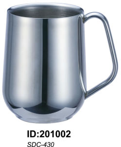 Sdc-430 18/8 Stainless Steel Double Walled Mug Sdc-430 pictures & photos