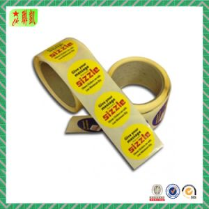 Cheap Printed Paper Sticker Labels pictures & photos