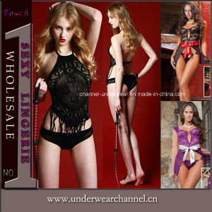 2016 Women Nightwear Chemise Lingerie Underwear Sexy Babydoll (22258) pictures & photos