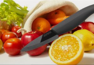 "3""Mirror Blade Kitchen Ceramic Knife and Fruit Cutter pictures & photos"