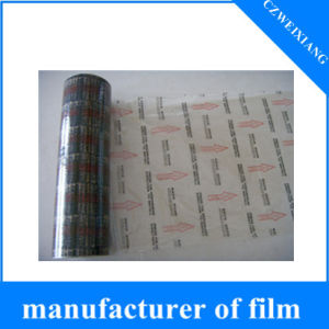 Hot Sale Reliable Soft Transparent Wrapping Colorful Printed PE Film Roll Colored Plastic Film pictures & photos