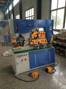 Q35y-30 (160T) Hydraulic Combined Shearing Press pictures & photos
