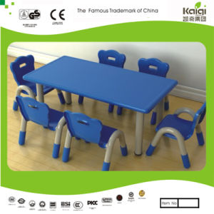 Kaiqi Children′s Table - Classic Rectangle Shape - Many Colours Available (KQ50175B) pictures & photos