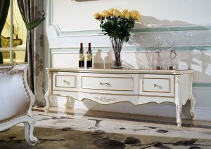 Classical Furniture TV Cabinet pictures & photos