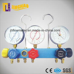 40mm, 100mm Refrigeration Pressure Gauge for Air Conditioner (JH-YL-RE) pictures & photos