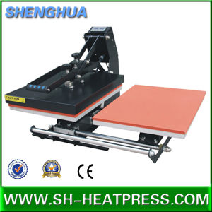 Magnetic Auto Open Heat Press Machine, Tshirt Transfer Printing pictures & photos