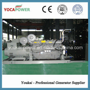 Low Oil Consumption! 4- Stroke Engine 1000kw/1250kVA Power Generator pictures & photos