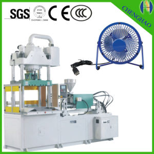 Small USB Fan Plastic Injection Molding Machine pictures & photos