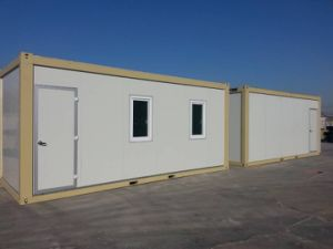 European Container House pictures & photos