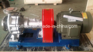 RY series air-cooled stainless steel hot oil pump pictures & photos