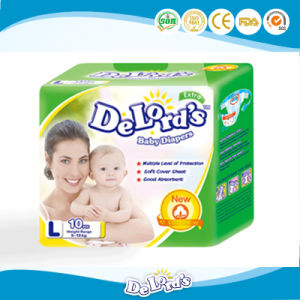 Quality and Comfort Little Angel Baby Cloth Diapers pictures & photos
