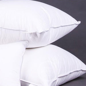 1000g 30% Duck Down Feather Pillow pictures & photos