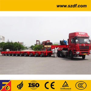 Ultra Low Platform Hydraulic Modular Trailer /Ultra Low Platform Hydraulic Modular Transporter /Spmt (SPT) pictures & photos