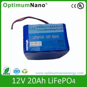 Light Weight 12V 20ah Li-ion Battery pictures & photos
