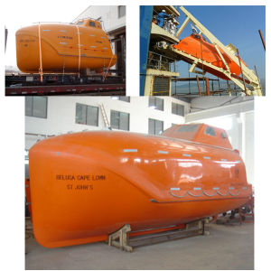 Totally Enclosed Fire Proof Lifeboat /Rescue Boat pictures & photos