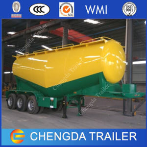 Chinese Manufacturer 3axles 60ton Flyash Cement Bulker Cargo Tanker Trailer pictures & photos