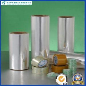 Jumbo Roll Adhesive BOPP Tape pictures & photos
