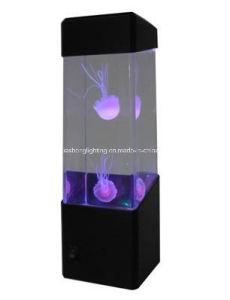 Mini Jellyfish Lamp/Aquarium pictures & photos