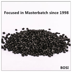 Extrusion and Moulding Black Plastic Masterbatch