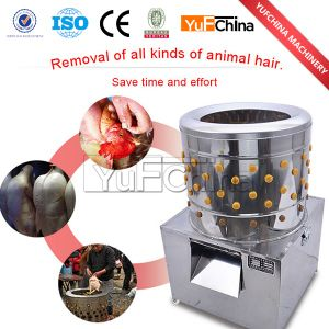 Good Quality Automatic Chicken Plucker for Sale pictures & photos
