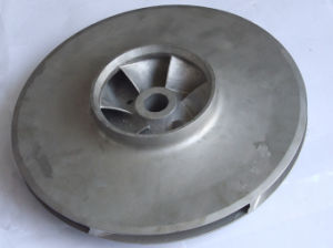 Custom Investment Casting Impeller for Water Pump pictures & photos