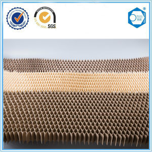 Good Price Filling Materials Honeycomb Cardboard Sheet Paper Honeycomb pictures & photos