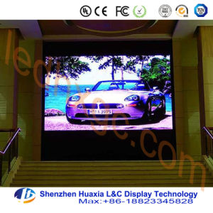 New Product Indoor RGB LED Display Board
