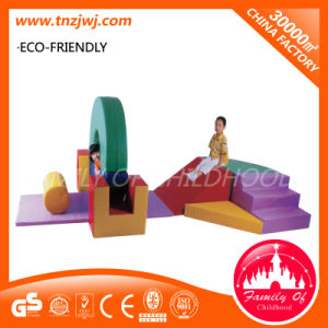 Popular Daycare Indoor Kids Soft Play Equipment in Gunagzhou pictures & photos