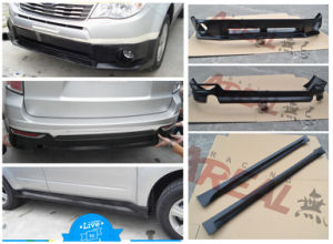 PU Plastic Bodykits for Subaru Forester 09th pictures & photos