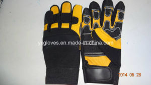 Work Glove-Safety Glove-Industrial Glove--Protective Glove-Labor Glove-Mechanic Glove pictures & photos