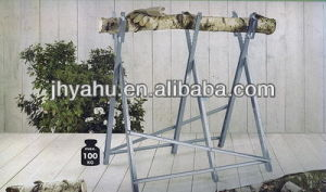 Multi-Function Wood Sawhorse Steel Chainsaw Hardware Tools (YH-SH044) pictures & photos