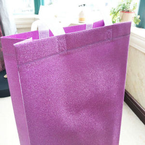 Christmas Paper Bag for Gift Packing in Stock pictures & photos