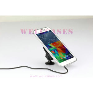 Built-in 10400mAh Battery 360 Rotation Car Holder Wireless Charger for Cellphone/Tablet pictures & photos