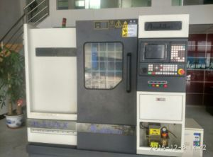 6156 Slant Bed Way CNC Lathe Machine
