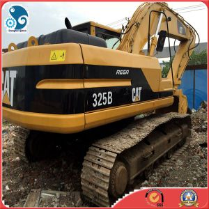 Cheap Construction Machinery Used Caterpillar325b Crawler/Hydraulic Excavator (cat 3116engine) pictures & photos